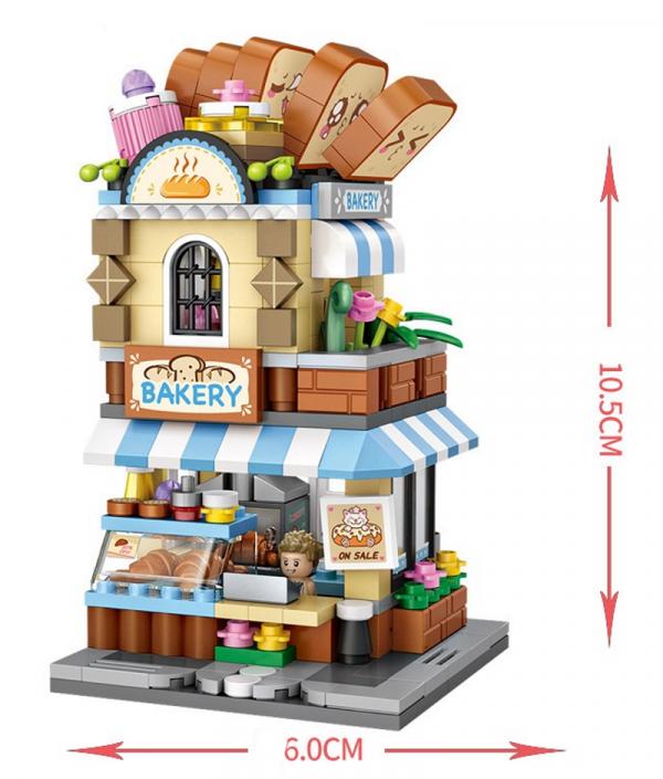 Backstube (mini blocks)