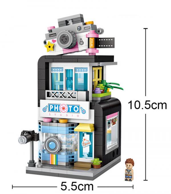 Fotogeschäft (mini blocks)