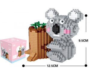 Koala (diamond blocks)