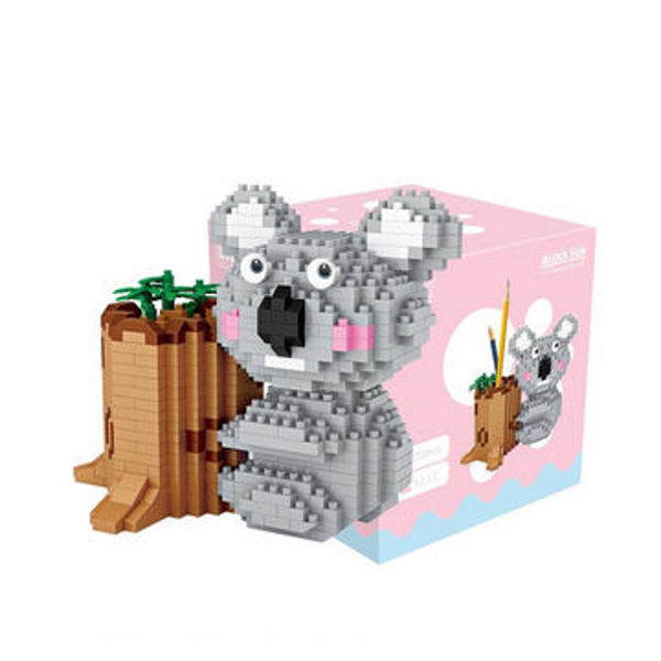 Koala (diamond blocks)
