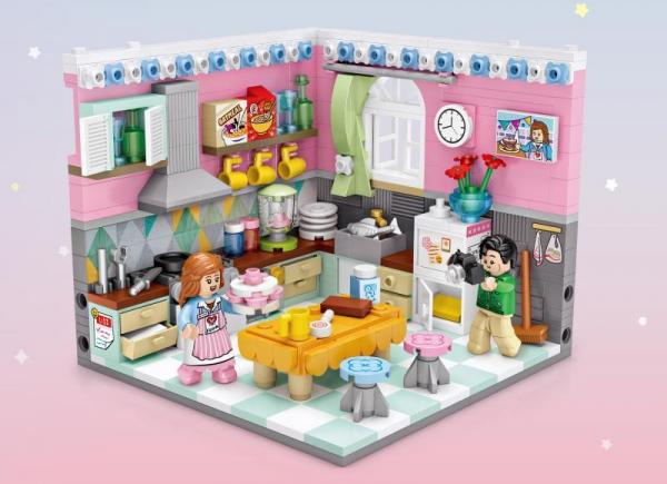 Kitchen (mini blocks)