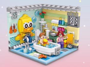Badezimmer (mini blocks)