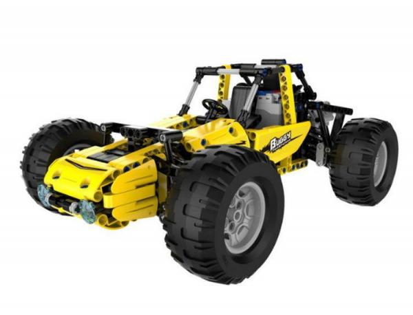 Buggy yellow (all terrain)
