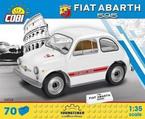 1965 Fiat 500 Abarth (595)