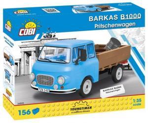 Barkas B1000 Platform truck