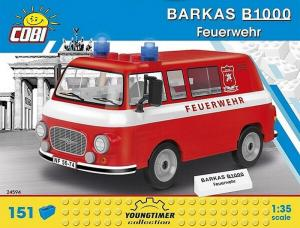 Barkas B1000 fire department