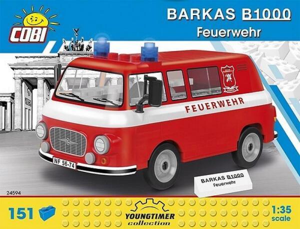 Barkas B1000 Feuerwehr