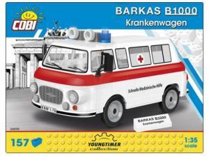 Barkas B1000 SMH3 (Schnelle Medizinische Hilfe)