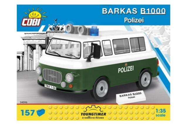 Barkas B1000  Police