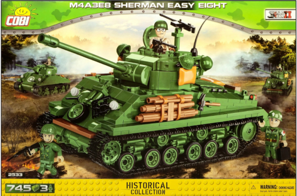 M4A3 Sherman (Easy Eight)