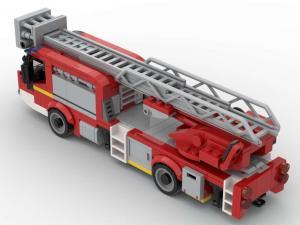 Feuerwehr LKW Niederflur DL