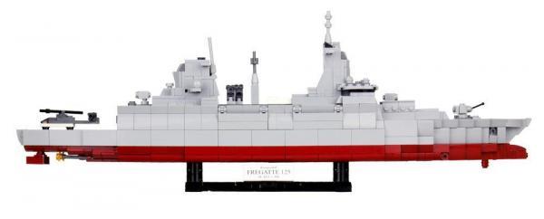 Warship Fregate 125