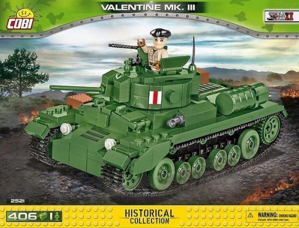 Tank Valentine Mk. III