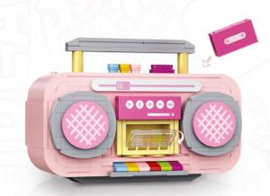 Cassette Recorder (mini blocks)