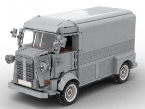 Klassischer Transporter