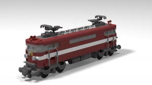 French Electric Locomotive BB 9200