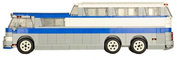 Langstreckenbus