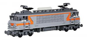french electric locomotive BB 7200