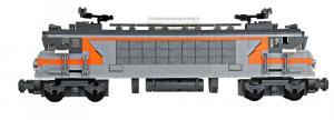 französische Elektro Lokomotive BB 7200