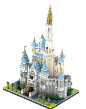 Königliches Schloss (diamond blocks)