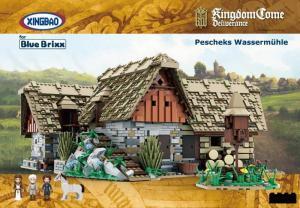 Kingdom Come Deliverance, Peshek's Watermill