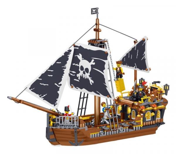Piratenschiff - Brigantine