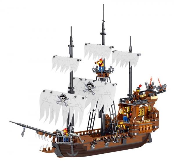 Pirate Ship - Ghost Ship