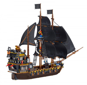 Pirate Ship - Large Galeon