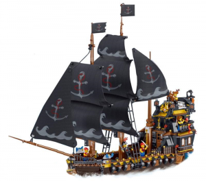 Piratenschiff - große Galeone