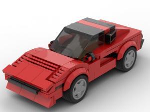 Red Sportcar