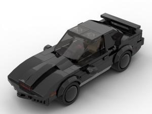 small Black Herocar