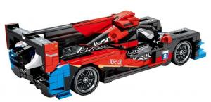 Jackie Chan DC Racing Car