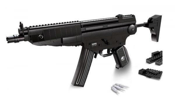 Mp5 Maschinenpistole