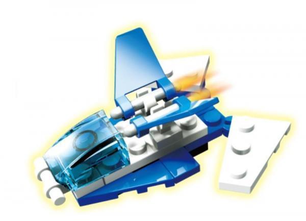 Weltraumforschung: Kleines Raumschiff