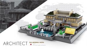 Das Hotel Imperial von Tokio