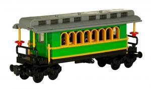 Klassischer Westernzug Personenwagen