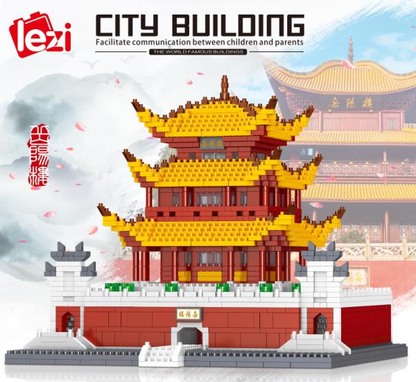 Hunan Xing Yueyang Tower