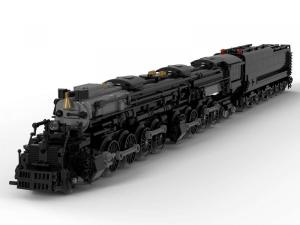 Locomotive USA 4884
