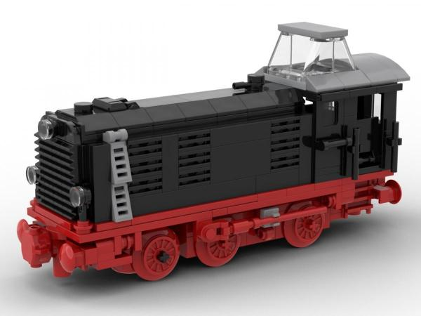 Diesel locomotive V36