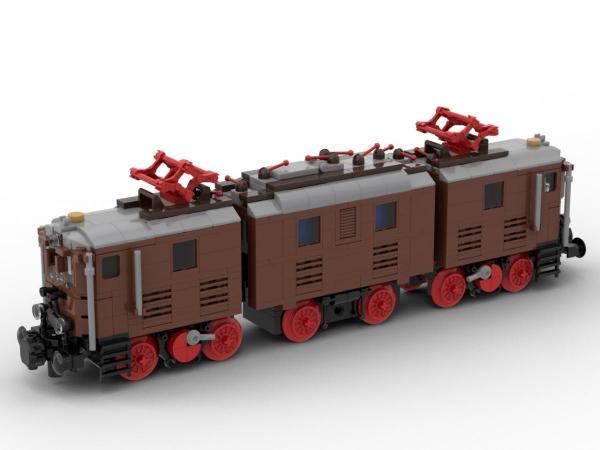 elektrische Güterzuglokomotive E91