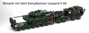 SLT Mammut, Bundeswehr