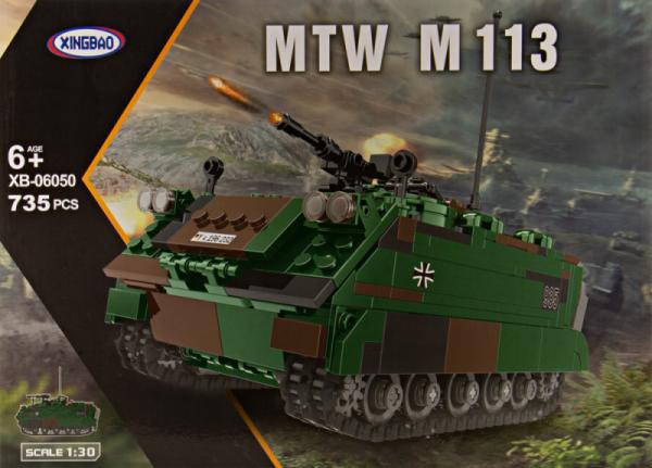 MTW M113, Bundeswehr