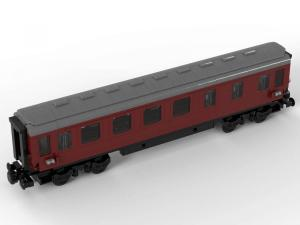 Dining Car dark red
