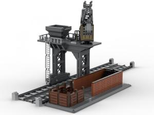 large Coaling system