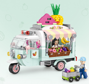 Fruit Truck (mini blocks)