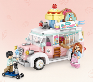 Food Truck (mini blocks)