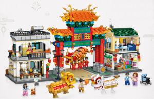 Chinatown (mini blocks)