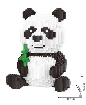 Panda (diamond blocks)