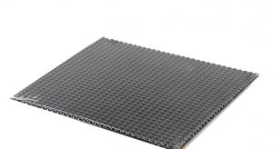 Plate 50x50, black