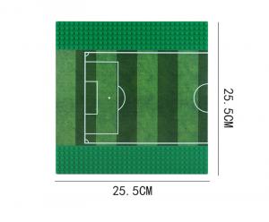 Plate 32x32, Football Field